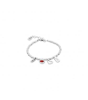 UNO DE 50 Pulsera de mujer modelo I'm Waiting 4 U Red Regalos accesorios joyería