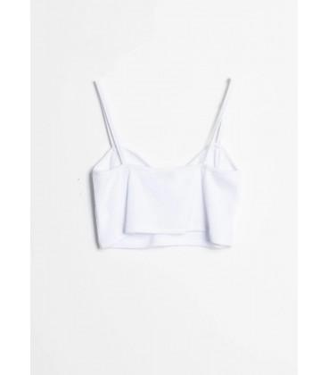 Comprar online crop top de mujer Nueva colección primavera verano Novedades de ropa de mujer Últimas tendencias de moda