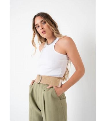 Cinturon de mujer casual primavera verano para comprar online Novedades
