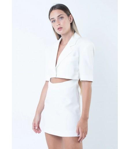 Vestido Lirio Blanco