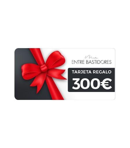 Tarjeta Regalo 300€