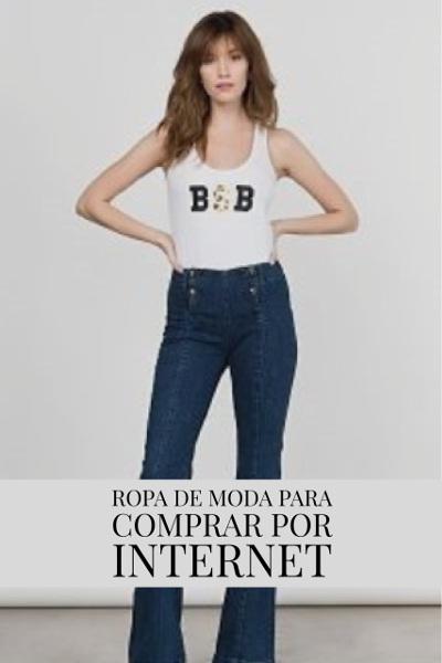 8070645aa3362 Ropa de moda para comprar por internet - Moda Entre Bastidores