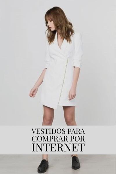 vestidos para comprar por internet