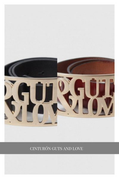 cinturon guts and love