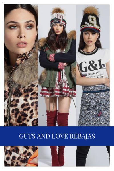 guts and love rebajas